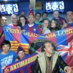 Penya Blaugrana London at its best!