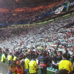 There are no words to describe the athmosphere at Celtic Park