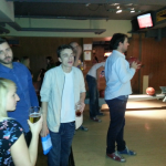 So here starts the bowling....