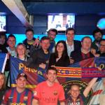PBL Members at Bar&Co after the PSG Champions league matches