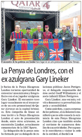 PBL with Gary Lineker