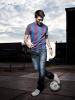 COPA Football shirt Barcelona Capitano